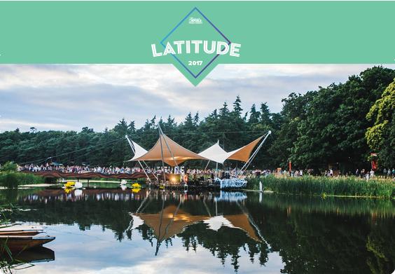 Latitude Festival Website