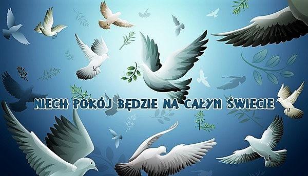 Znalezione obrazy dla zapytania modlitwa o pokój na świecie