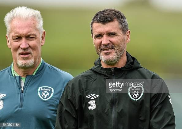 Image result for roy keane seamus mcdonagh