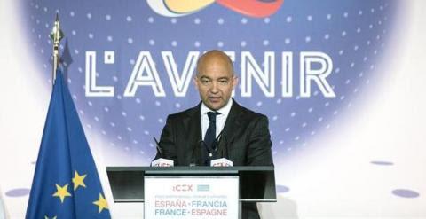 El secretario de Estado de Comercio, Jaime García Legaz. - EFE