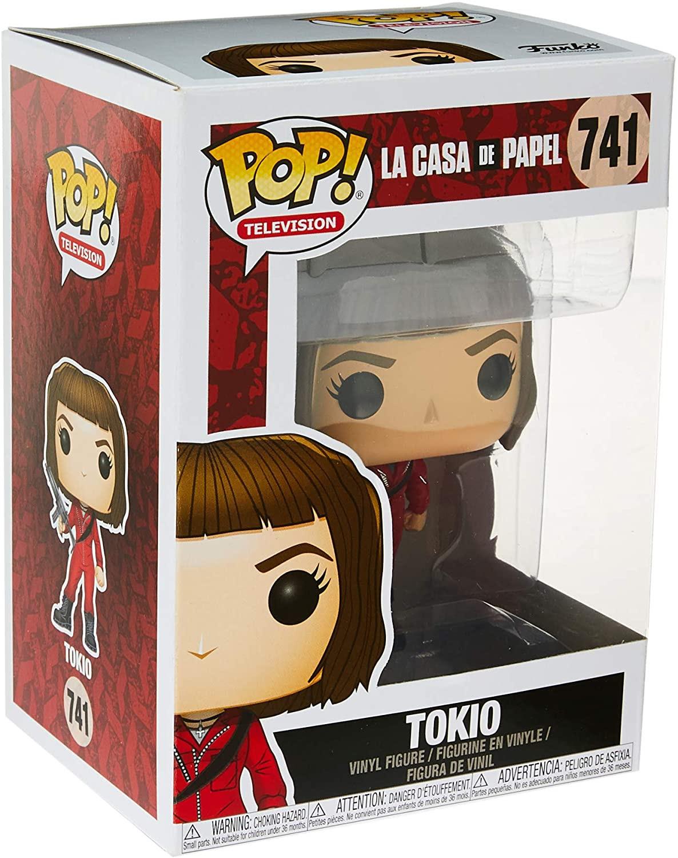 Funko Pop! La Casa de Papel Tokio Vinyl Figure