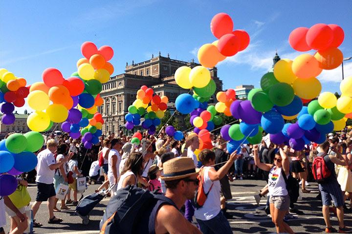 Stockholm Pride Parade