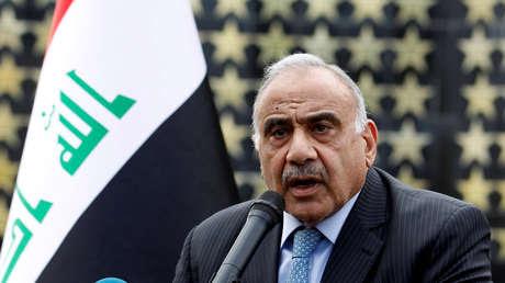 Irak pide a EE.UU. que retire sus tropas del país