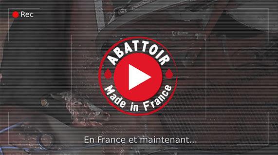 Vidéo d'enquête sur l'abattoir d'Alès