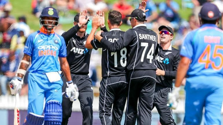 New Zealand can defeat India with their lethal bowling line-up.