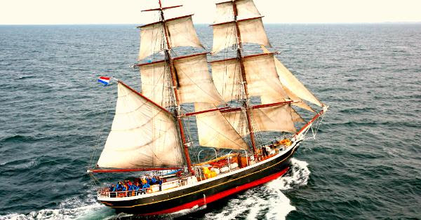 Adventure afloat and Explore Ashore with Classic Sailing on Morgenster