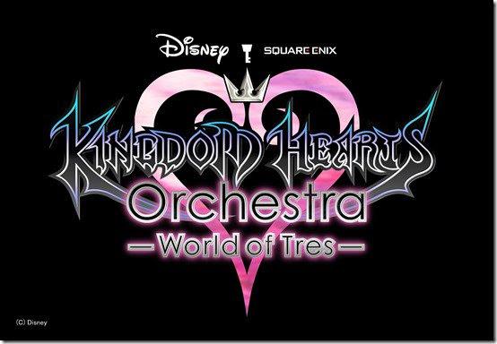 Kingdom Hearts Orchestra | Logo