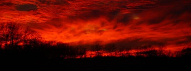 Ogień z nieba - oto wizja końca świata PRZECZYTAJ