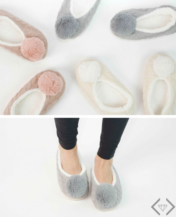 Style Steals - Adorable and Cozy Slippers! - A Wandering Vine