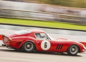 More Ferraris than ever before at the Revival