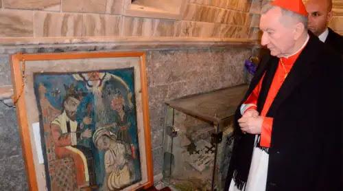 Una visita del Papa sería un gran estímulo para Irak, asegura el Cardenal Parolin