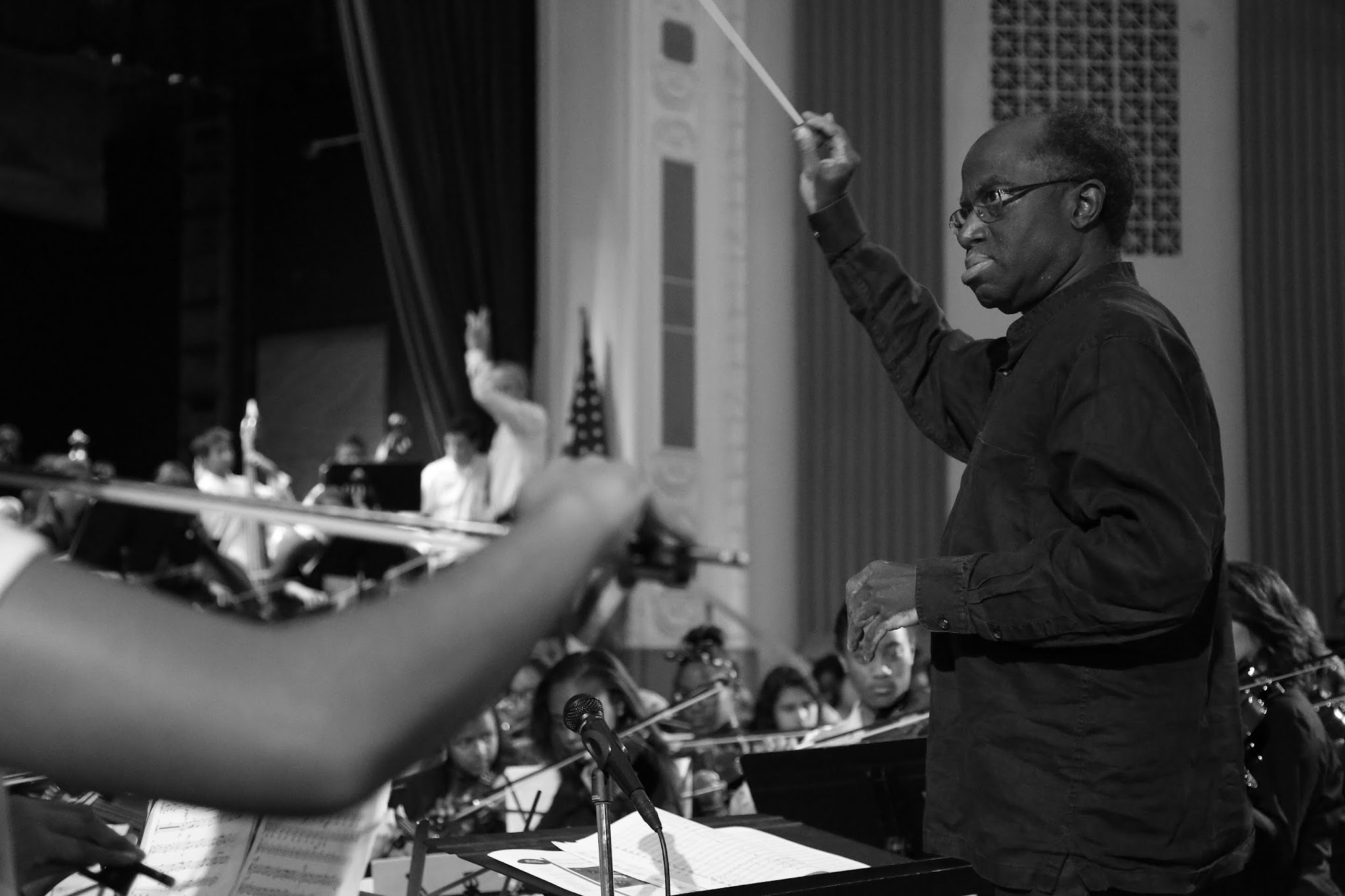 OUSD Mourns Loss of Michael Morgan, Oakland Symphony Music Director, Long-Time Supporter of Oakland Unified Music Students 1