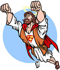 Image result for superman jesus