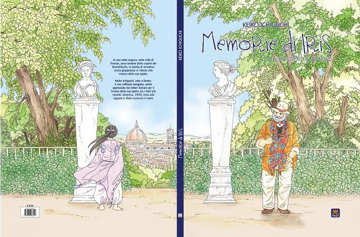 """""""Memorie di Iris"""", un manga firmato Hikari per il museo Stibbert a Lucca Comics & Games"""