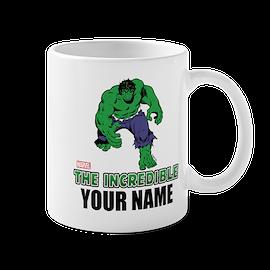 Hulk Personalized Mug