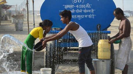 El calentamiento global amenaza con matar a 1,5 millones de indios al año