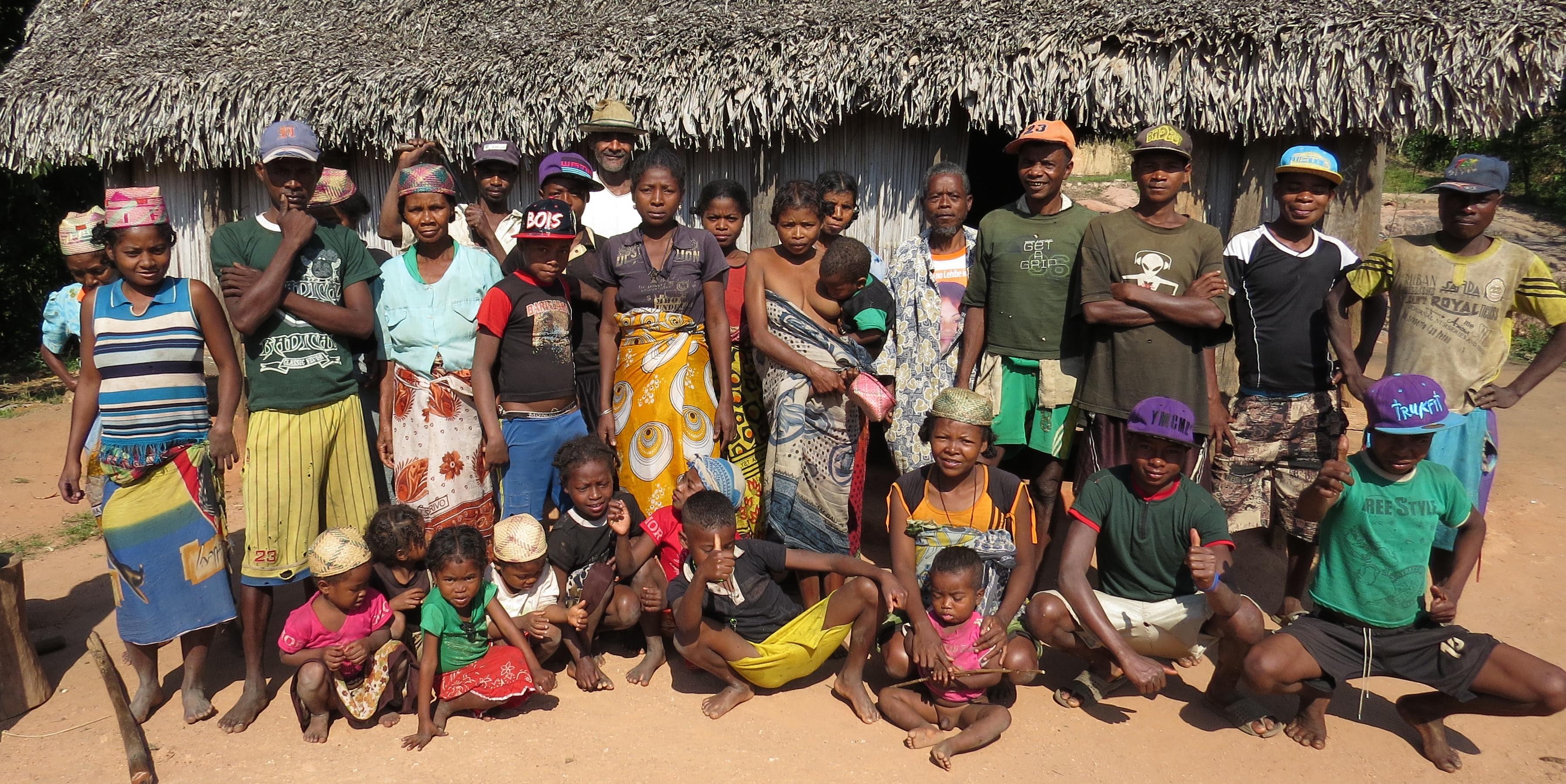 Projeto Madagascar - Novembro/2014