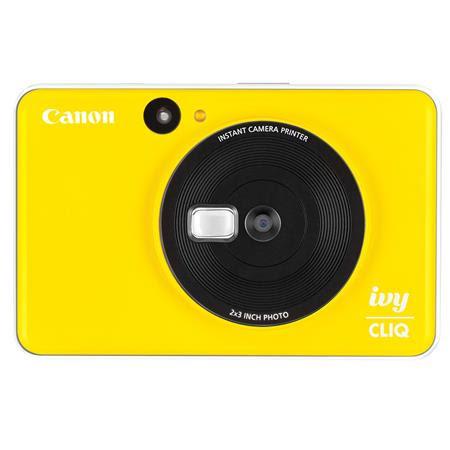 Ivy Cliq Instant Camera Printer - Bumble Bee Yellow