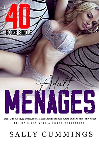 Cover for '40 Adult Menage Short Stories'