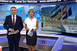 Retrato en cifras de Canal Sur: el PP y Vox meten la cadena pública en la negociación poselectoral