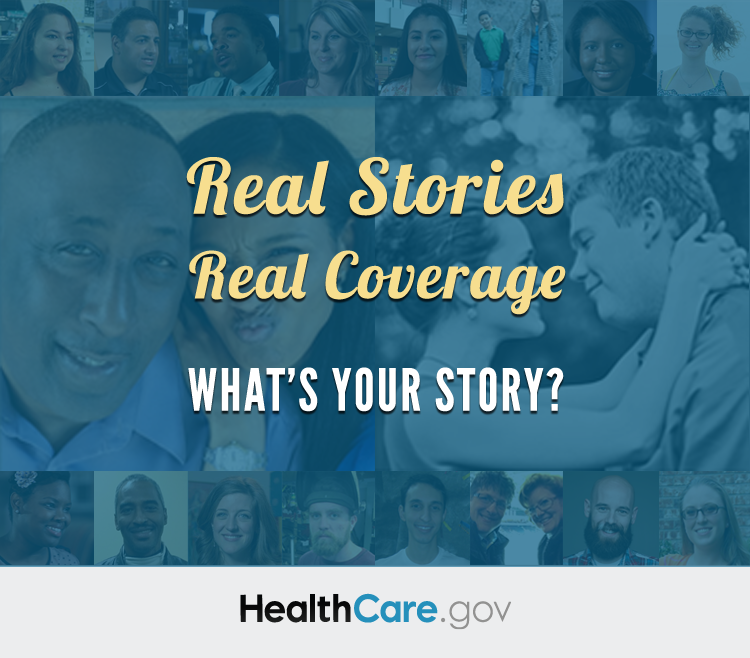 Real Stories. Real Coverage.