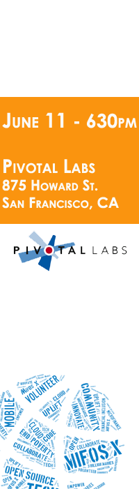 Mifos Initiative Launch at Pivotal Labs - June 11