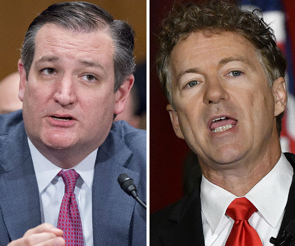 Sens. Paul, Cruz to Push Senate Rule Limits to Repeal Obamacare
