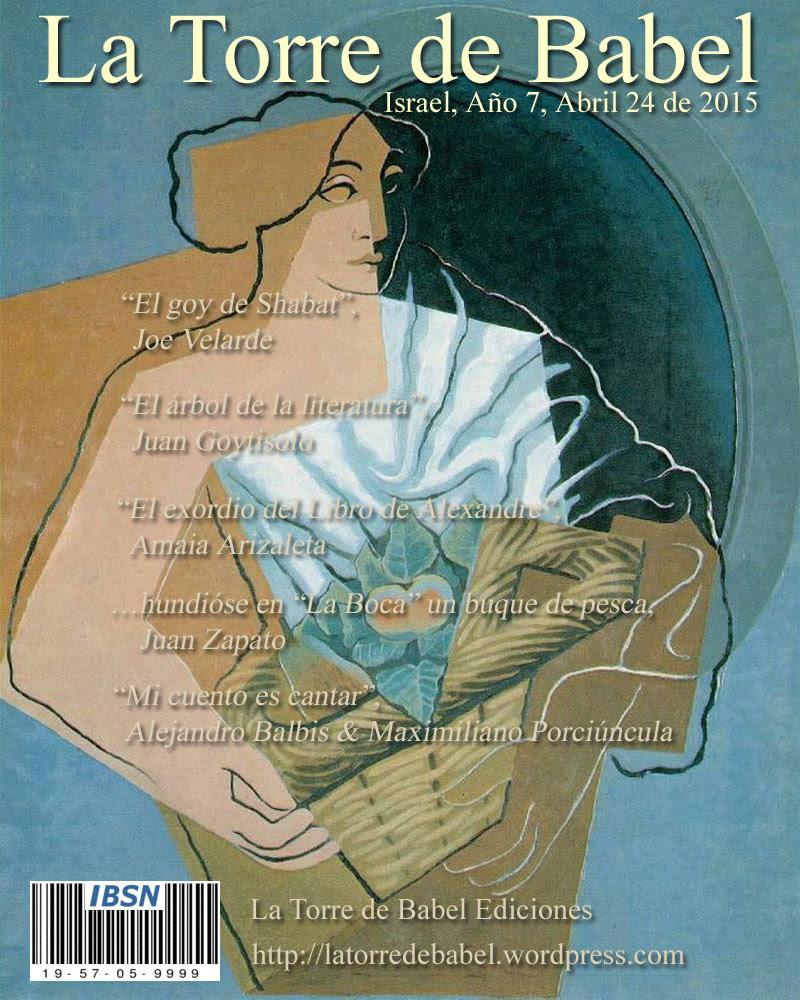 Magazine La Torre de Babel Edición 24/04/2015
