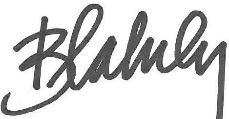 Blakely Signature