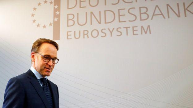 Jens Weidmann, presidente do Banco Central