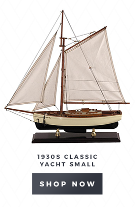 1930s Classic Yacht Small