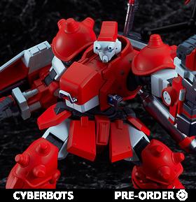 Cyberbots: Full Metal Madness Moderoid Blodia Model Kit