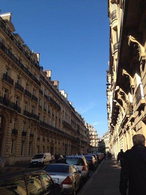 パリの何もしない1日