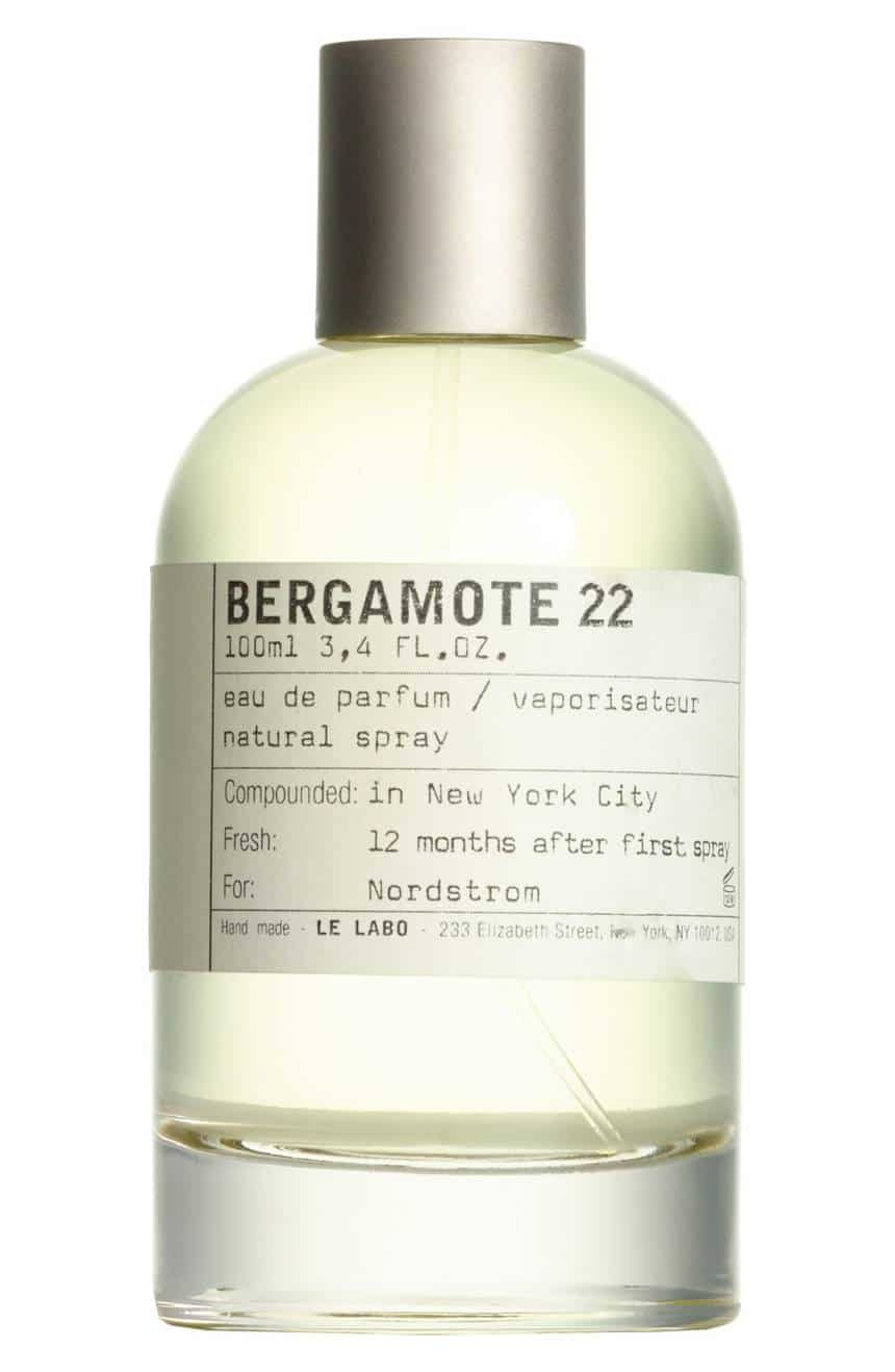 Le Labo Bergamote 22 Cologne for Spring Into Summer 2020