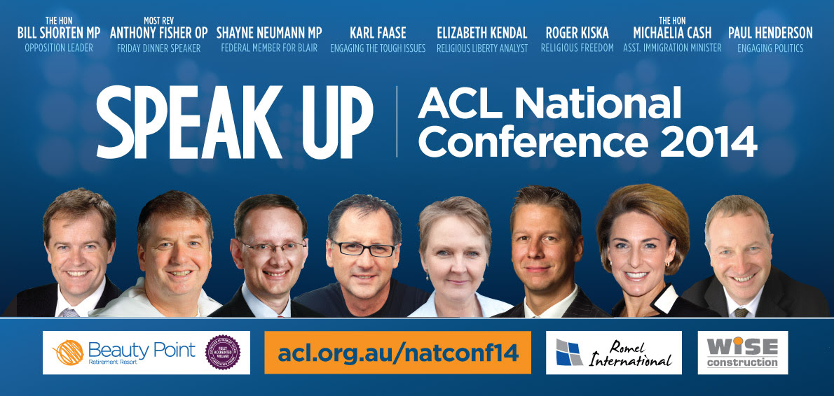 ACL National Conference 2014