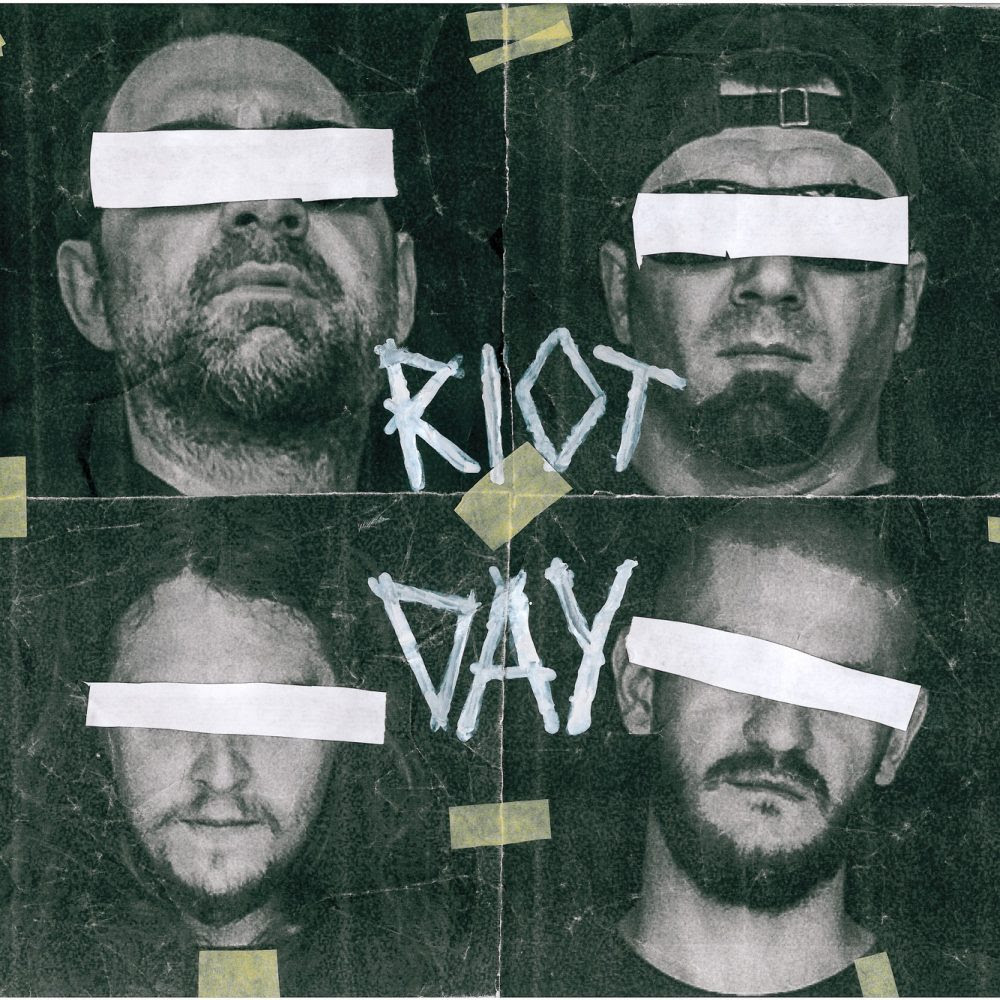 Riot Monk - Riot Day