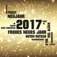 Image result for frohes neues jahr 2017