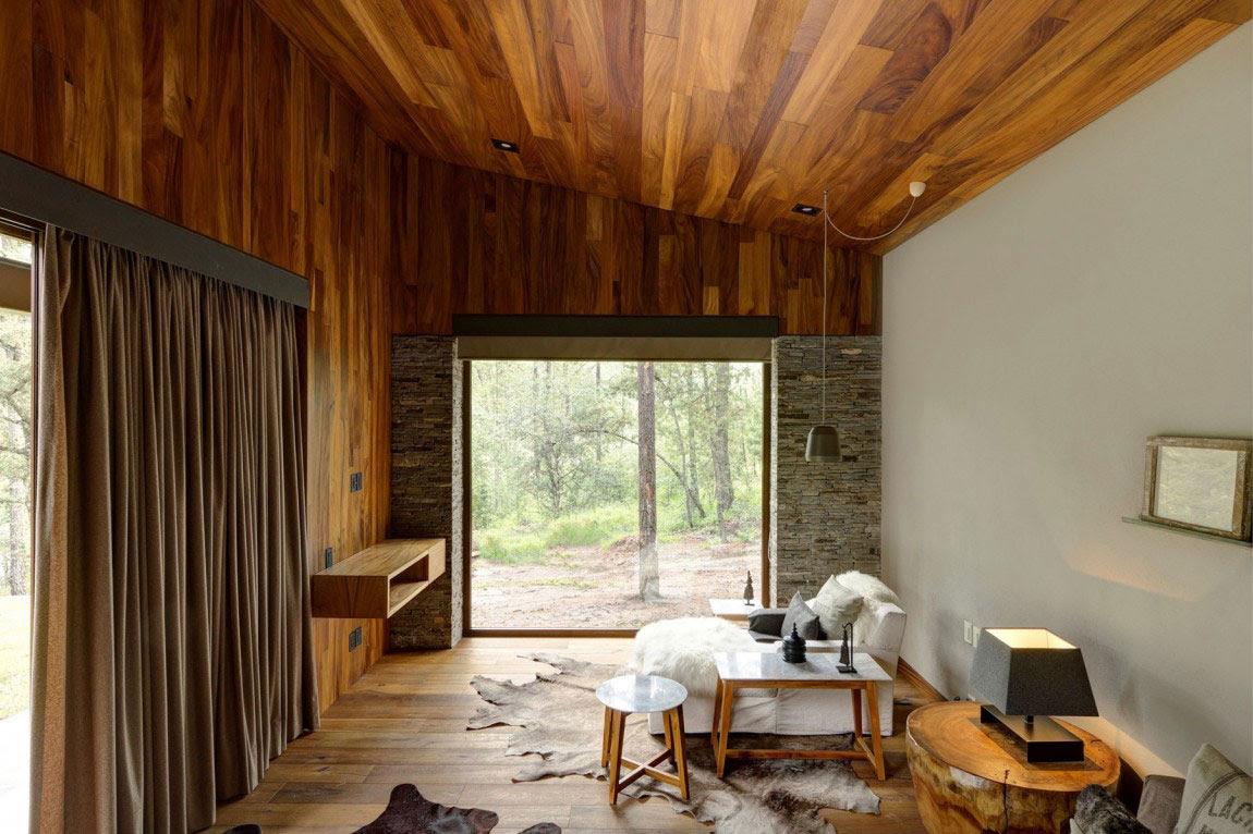 Όμορφη Casa ΜΜ με ένα σύγχρονο σχέδιο που δημιουργείται από τον Ηλία Ρίζο Arquitectos (17)