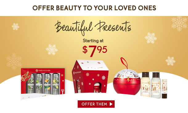 OFFER BEAUTY TO YOUR LOVED ONES