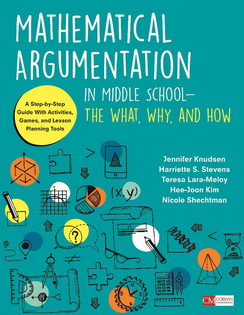 Photo of book cover for Mathematical Argumentation