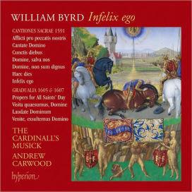 Byrd Edition, Vol. 13: Infelix ego