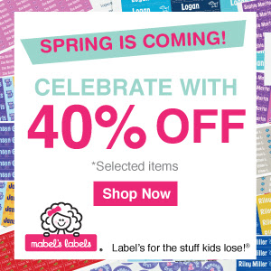 Mabel`s Labels: 40% off Select...