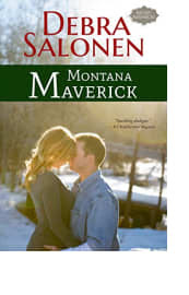 Montana Maverick by Debra Salonen