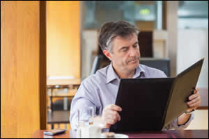 Menu labeling can help restaurant patrons monitor their calorie intake.