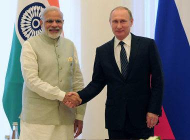 Putin Modi informal Summit