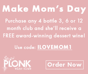 Mother`s Day Gift: Plonk Wine.