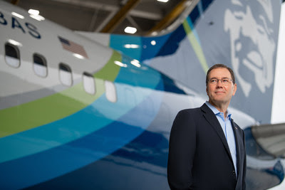 Alaska Airlines CEO Brad Tilden announces he will step down as CEO on March 31, 2021, and remain as board chair of Alaska Air Group, the parent company of Alaska Airlines and Horizon Air. The two airlines have 21,000 employees and fly to destinations throughout the United States, Canada, Mexico and Costa Rica.