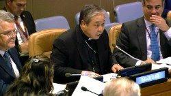 Arcivescovo Bernardito Cleopas Auza, Osservatore permanente della Santa Sede presso le Nazioni Unite