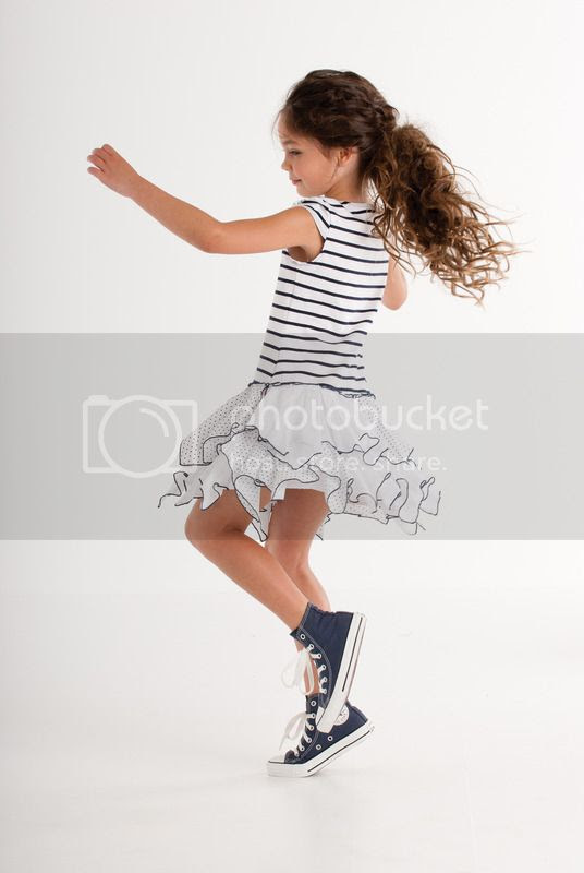 biscotti making waves dress