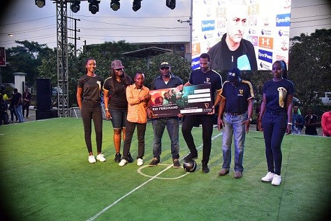 16 millionaires emerge in Guinness Fans Made Of More promo